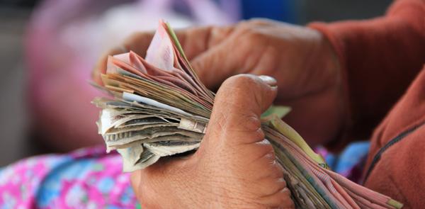 Aprende a jugar con el dinero que realmente te pertenece.