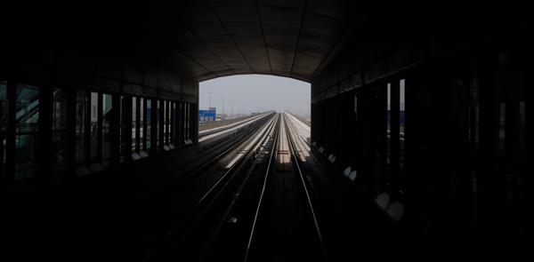 Visión de túnel - Joel Pinto Romero