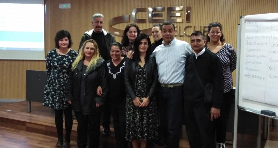 Taller de Ventas para No Vendedores - CEEI Elche - Joel Pinto Romero